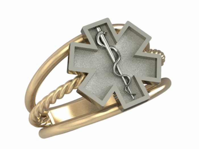 Womens EMS Ring 1