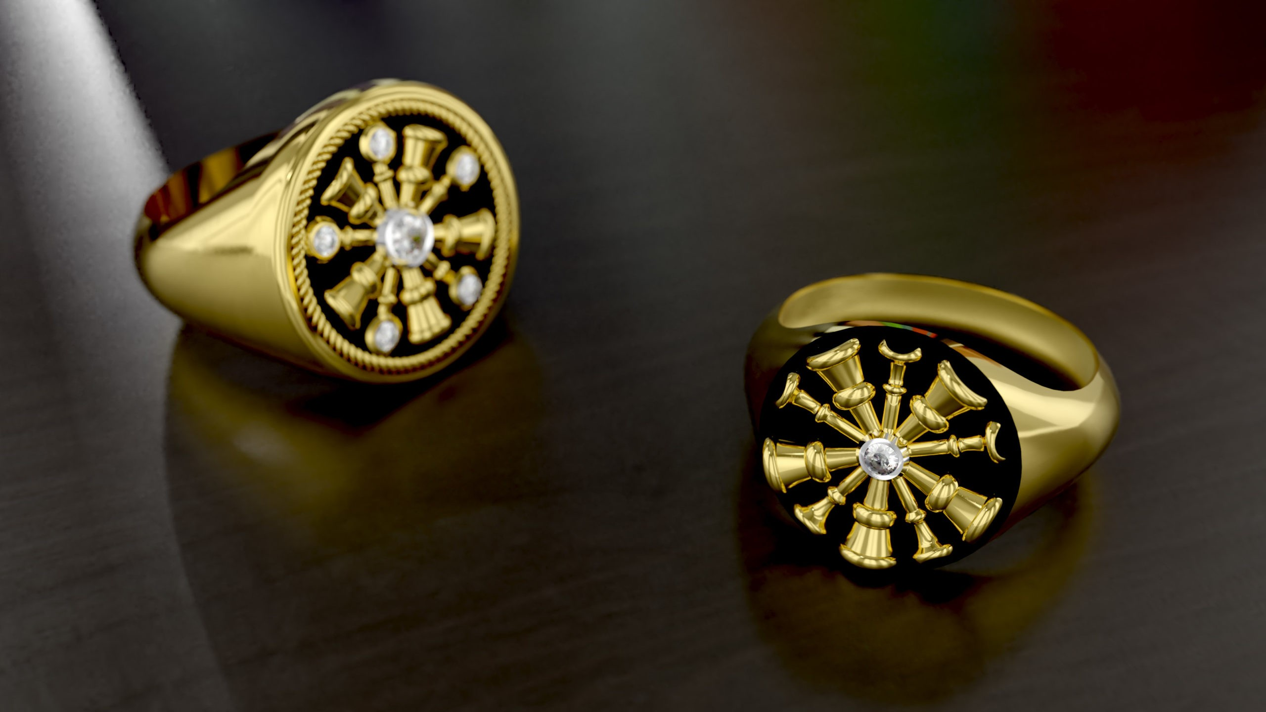 Popular Fire Chief Rings
